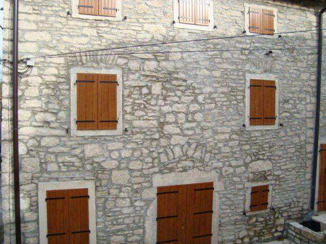 Grilje / škure - Motovun - rekonstrukcija Groplast