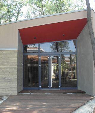 Aluminijska ulazna vrata Schüco ADS 70.HI