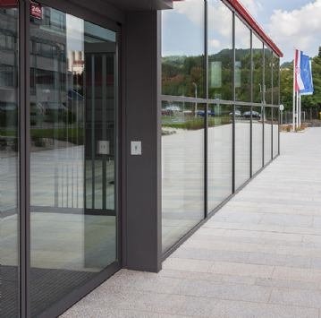 Fasadni sustavi - strukturalna fasada, polustrukturalna fasada, kontinuirana fasada
