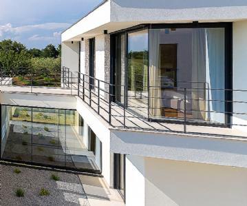 Alumijski prozori i balkonska vrata
